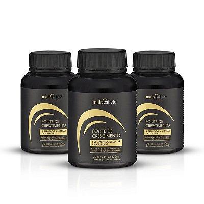 Hair Vitamin - Para 3 meses