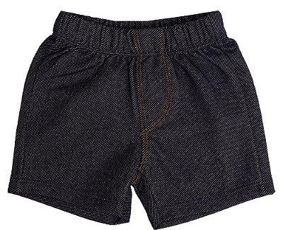 Shorts Sarja Jeans Masculino