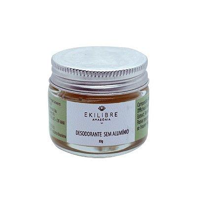 Desodorante Natural Sem Alumínio - Ekilibre Amazônia