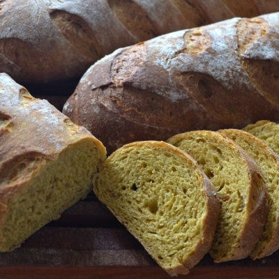 Pão de Buriti