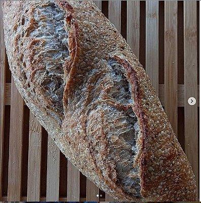 Pão de Gergelim