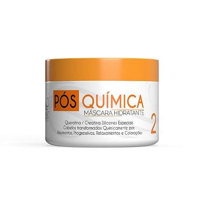 Máscara Hidratante para cabelos com química - Pós Química 300g