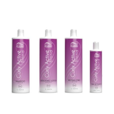 Kit Curly Active Blond 3500ml