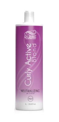 Neutralizante Curly Active Blond 1000ml