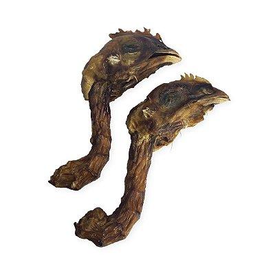 Pescoço de Galinha com Cabeça - 2un
