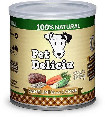 Pet Delícia Panelinha de Carne - 320g