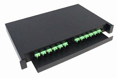 Dio 12fo Completo Conector Sc Apc