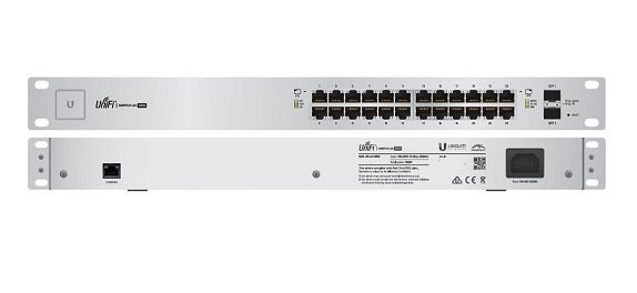 UBIQUITI US-24-500W-BR UNIFI SWITCH 24-PORT POE + 2P SFP