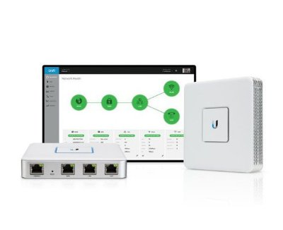 UBIQUITI USG-BR UNIFI SECURITY GATEWAY