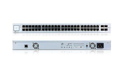 UBIQUITI US-48-BR UNIFI SWITCH 48P GB RJ45+2P SFP 1.25+2 SFP