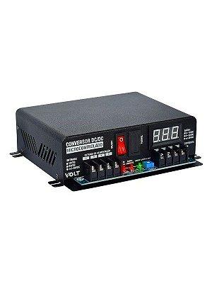 CONVERSOR DC/DC 48V/24V/10A MICROCONTROLADO