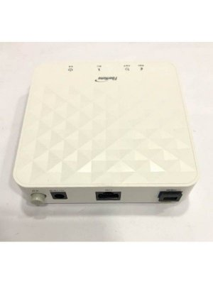 ONU GPON AN5506-01A PLUS PPPOE/BRIDGE 1GE BRANCO FIBERHOME