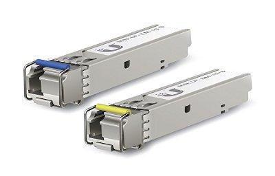 UBIQUITI UF-SM-1G-S SFP 1.25G 3KM LC BIDI 1310NM-1550NM 1-PAR
