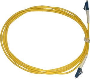 PATCH CORD LC-UPC LC-UPC SINGLE MODE 3.0MM 2M