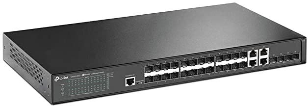 TP-LINK HUB SWITCH 28P T2600G-28SQ JETSTREAM 4 10G SFP+