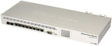 MIKROTIK CLOUD CORE ROUTER CCR1009-7G-1C-1S+
