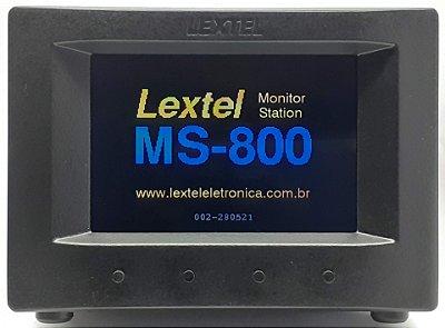 Monitor Station Lextel MS-800  -  será enviado até o dia 12 de JULHO de 2021