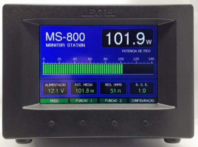 Lextel MS-800 - pagamento parcial + R$ 275,00 em deposito em conta
