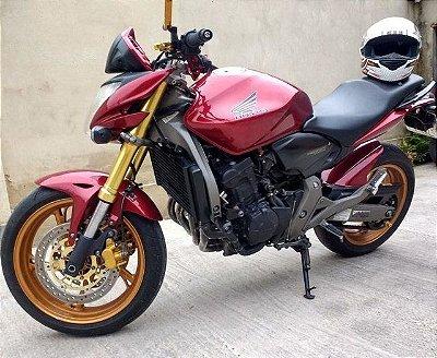 KIT Relação correia Honda CB600 Hornet - 2007 até 2013 c/ Inj. Eletrônica