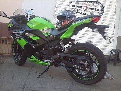 KIT Relação correia Kawasaki Ninja 300 Z300 EX250