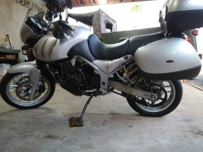 Kit Triumph Tiger 955i