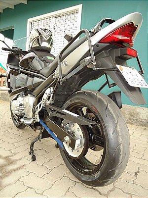 KIT Relação Correia Suzuki Bandit GSF650 - GSF650F Carburada 2007 até 2009