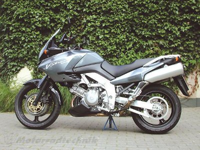 KIT Relação Correia Dentada - Suzuki Vstrom DL1000 2002 à 2009
