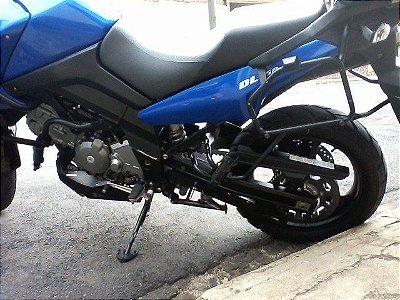 KIT Relação Correia Dentada - Suzuki VStrom DL650 2010 até 2013