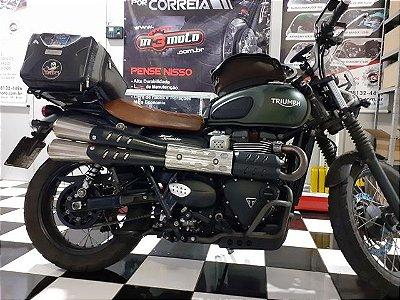 Kit Relação Correia  Dentada - Triumph Scrambler 900cc