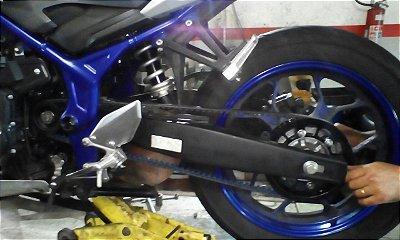 KIT Relação Correia Yamaha Nova MT-03 321cc   mt 3