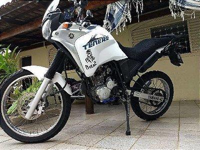 KIT Relação correia Yamaha XTZ 250 - Lander 250 - Ténéré 250 XTZ250x