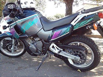 KIT Relação Correia Yamaha XTZ 750 Super Tenere