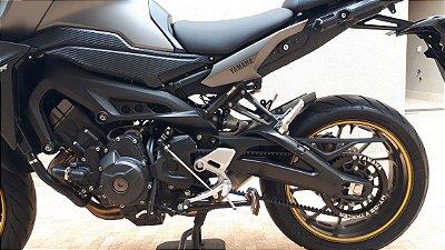 KIT Transmissao Correia Yamaha MT-09 TRACER  MT9  MT 09