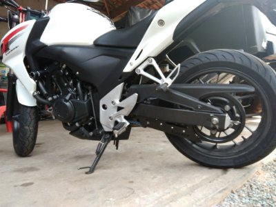 KIT Relaçao Correia - Honda CB500 F  CB500F   CB 500 F   2014 / 2019