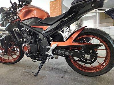 KIT Relação Correia Dentada - Honda Nova CB500 f - CB500f - CB 500 f  2020