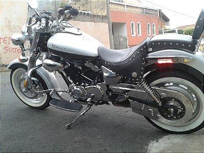 Kit Relação Correia  Dentada Garini GR 250