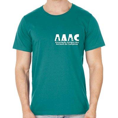 Camiseta AAAC Tradicional - COR JADE