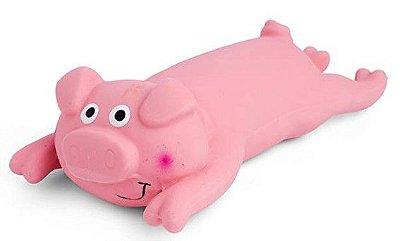 Porco de Latex Descansando para Cães - Cod. 30257