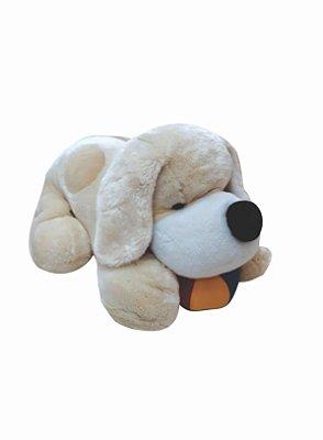 Cachorro GRANDE Deitado com Bola- 73cm  Cód.59