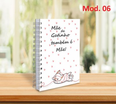 Caderno 15x21 (Diversos Modelos)