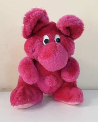 Bichinho Pink 27cm - Cod 68