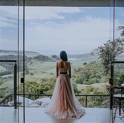 Vestido noiva Oriente