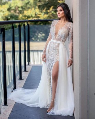 Vestido Noiva Rubi