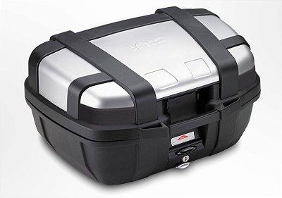 Baú Givi 52L Top Case - Linha Trekker Aluminio