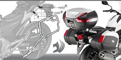 Suporte Lateral de Baús GIVI - V35 - para Honda NC 700 / 750X