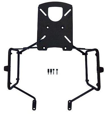 Suporte Lateral para Baus e Malas ( padrão Givi ) para BMW F800 GS