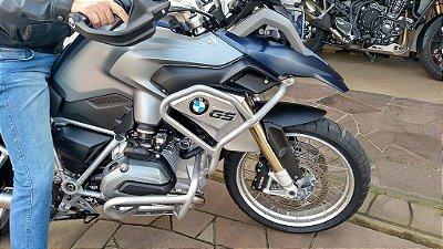 Protetor de motor e Carenagens para BMW R1200 GS - até 2016 Prata