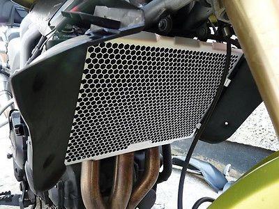 Protetor de Radiador Triumph original para Tiger 800 novas