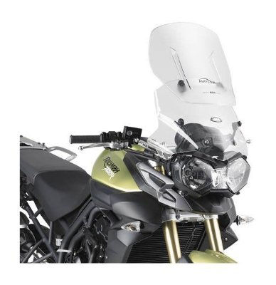 Bolha Alta - Air Flow - GIVI para Tiger 800 (todas)