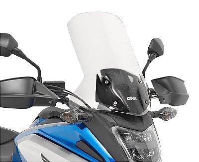 Bolha Alta - Pára-Brisa GIVI para Honda NC750X nova 2016